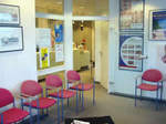 Wartezimmer-Dr. med. Michael Tolzin, Brake Hautarzt, Allergologie,